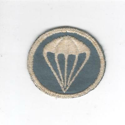 "X771 WW 2 US Army Airborne Infantry 2"" Twill Cap Patch"