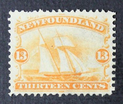 CKStamps: Canada Stamps Collection Newfoundland Scott#30 Unused NG