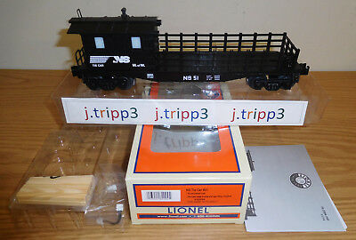 Lionel 6-82094 Norfolk Southern Ns Mow Tie Work Caboose Toy Train Car O Gauge