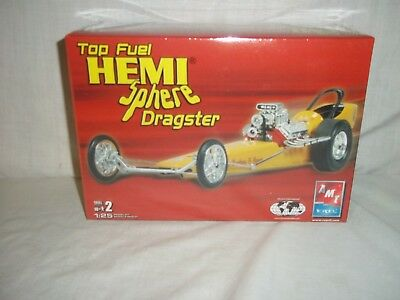 amt HEMISPHERE top fuel dragster kit