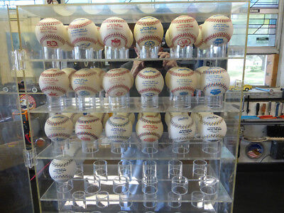 19 Assorted Unused Official Rawlings All Star Game Baseballs 1979-2008 Nice Lot!