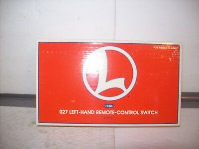 Lionel 027 #6-65121, 1122L Left Hand Remote Control Switch