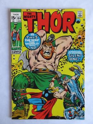 Thor # 184 - HIGH GRADE - Avengers IronMan MARVEL Check out our Comics