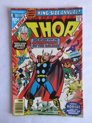 Thor Annual # 6 - HIGHER GRADE - Avengers IronMan MARVEL Check out our Comics