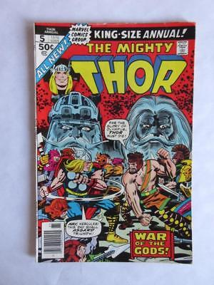 Thor Annual # 5 - HIGHER GRADE - Avengers IronMan MARVEL Check out our Comics