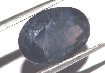 5.60 cts 100% Natural Untreated Earth Mined Iolite Gemstone #biol131