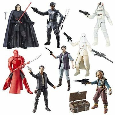 Star Wars Hasbro Black Series 6 Inch Wave 13 Case of 8 Action Figures New Stock