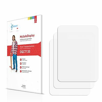 3x Vikuiti Screen Protector DQCT130 from 3M for Transcend MP710