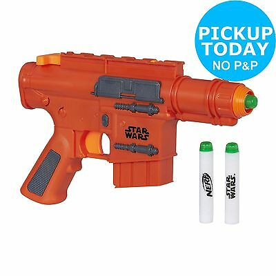 Star Wars Rogue One Nerf Captain Cassian Andor Blaster :The Official Argos Store