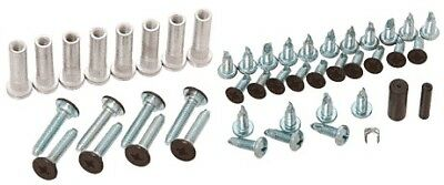 Dark Bronze Anodized Roton 053 and 211 Replacement Screw Pack
