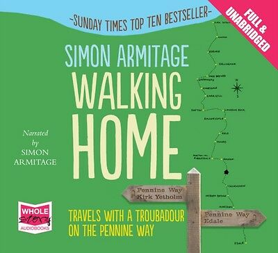 Walking Home (Audio CD), Armitage, Simon, 9781471235634