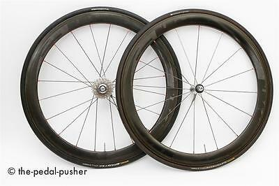 Shimano Dura Ace C50 Carbon Tubular Road Wheelset-for Shimano/SRAM-Wheels