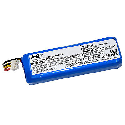 HQRP Battery for JBL Charge Portable Wireless Speaker, AEC982999-2P Replacement
