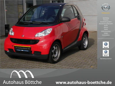 Smart fortwo coupe passion 52kw KLIMA