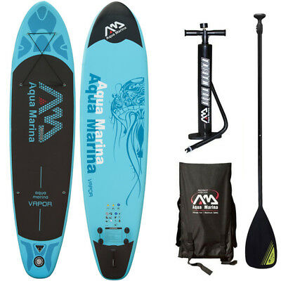 AQUA MARINA Sup Vapor Stand Up Paddle Board Mega Surfboard Modell 2017