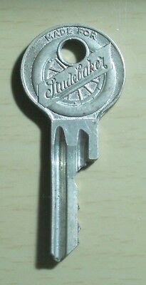 Antique Original Factory Issue Studebaker Security Key 28 1 By Yale & Towne
