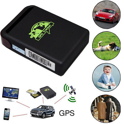 TK102 Mini RealTime GPS Tracker GSM GPRS System Vehicle Tracking Device US New