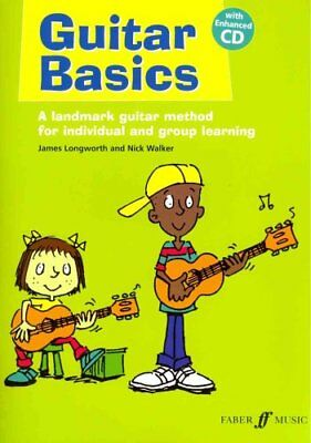 Guitar Basics (Book/ECD) by Nick Walker 9780571532285 (Paperback, 2009)