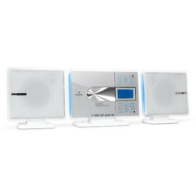 [B-Ware] Auna Vcp-191 Mp3 Cd Player Vertikal Design Radio Stereoanlage Usb Sd