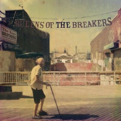 The Barr Brothers Queen Of The Breakers New Deluxe Blue Vinyl Lp In Stock