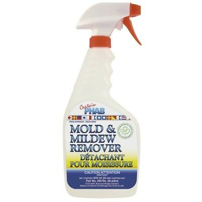 670 ml CAPTAIN PHAB  Mold & Mildew Stain Remover  Part# 250