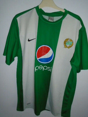 Hammarby IF  home Shirt Large Sweden