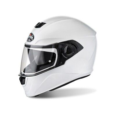 763362 AIROH INTEGRAL HELM Motorradhelm STORM COLOR WHITE L