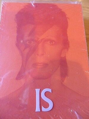 DAVID BOWIE IS leaving hundreds of clues BRAND NEW AND SEALED