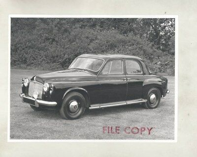 1956 Rover 75 Turbine Concept ORIGINAL Factory Photograph wy5912
