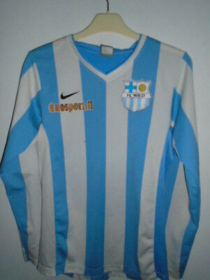 FC Wild Home shirt XL youth Finland Number 6 long sleeves