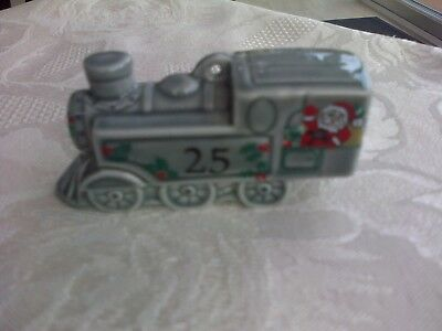 Wade Christmas Train Hanging Tree Ornament New Boxed  Multi Postage