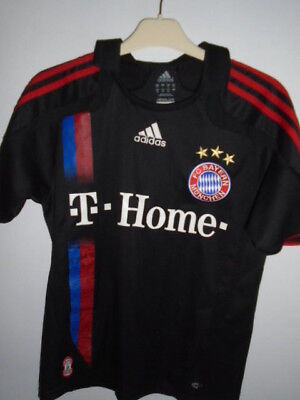 Bayern Munich 2007 2008 away shirt Large Youth 13/14 years Ribery 7