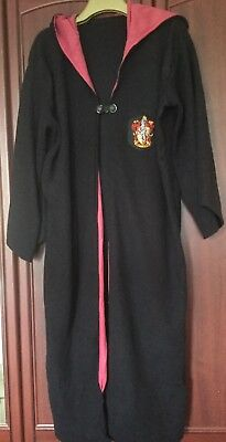 Fantastic Harry Potter Gryffindor Cape And Tie , Adult Large From Rubies