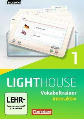 English G LIGHTHOUSE 1: 5. S. Vokabeltrainer interaktiv