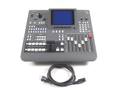 Panasonic AG-MX70 Digital AV Mixer MX70P with SDI Board Option AG-YA70