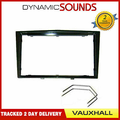 Autoleads DFP-19-01 Vauxhall Astra 2004-2011 Double DIN Stereo Facia Panel