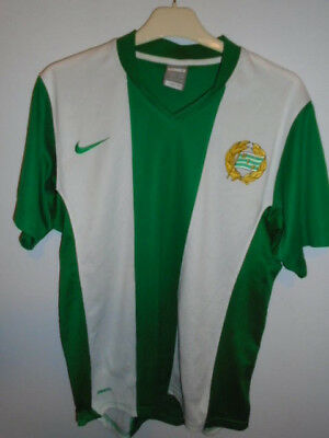 Hammarby IF  2008 2009 home Shirt Small Sweden