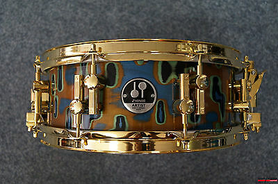 "Sonor Artist Snaredrum ""Earth""  -  13x5""  -  Modell: AS 12 1305 EA SDW"