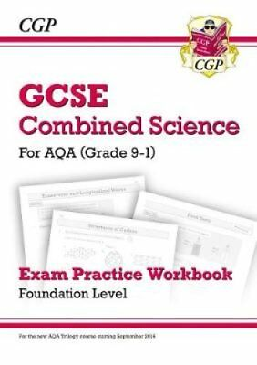 New Grade 9-1 GCSE Combined Science: AQA Exam Practice Workbook... 9781782944867