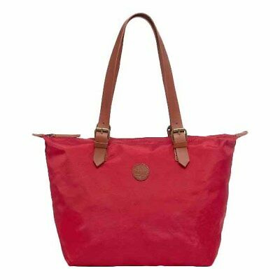 Timberland Tote One Size Tibetan Red