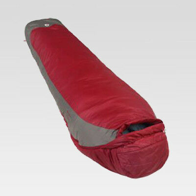 Marmot Wave IV Regular - RZ - Real Red - Kunstfaserschlafsack - NEU