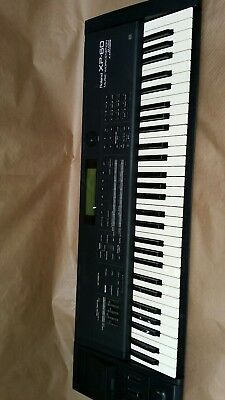 Roland XP-60 Music Workstation  64 voice 4x Expansion Keyboard Synth XP60