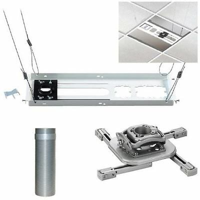 Chief KITMZ006S - CHIEFKITMZ006S - Preconfigured Kit for Suspended Ceiling I...