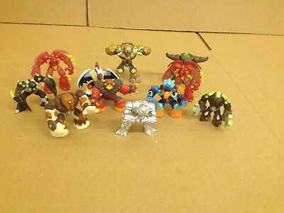 Gormiti Giochi 2007 Figures Job Lot X10