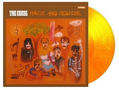 The Coral Magic & Medicine New Limited Coloured Vinyl Lp Reissue In Stock