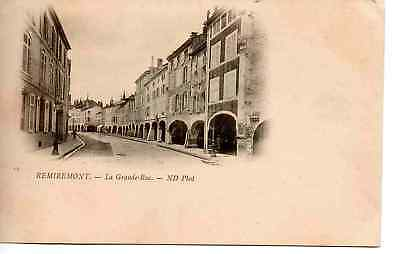 Cpa 88 Remiremont