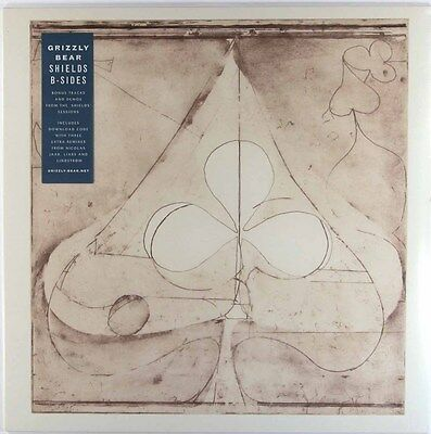 Grizzly Bear - Shields B-Sides (Vinyl LP + Download) New & Sealed
