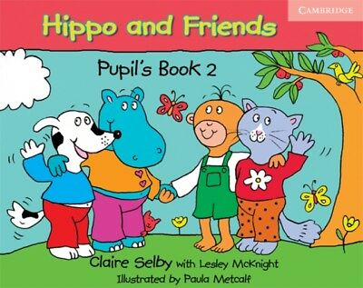 Hippo and Friends 2 Pupil's Book (Paperback), Selby, Claire, 9780...