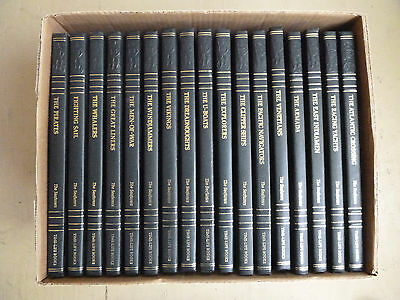17 Books in Time-Live Seafarers Series (hardcover, 1978-81)