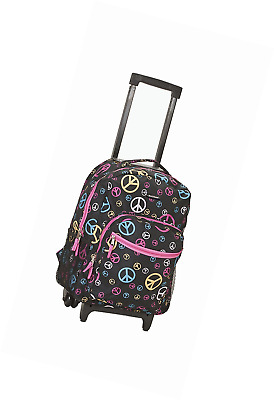 efa31830c6c6 ROCKLAND LUGGAGE 17 Inch Rolling Backpack